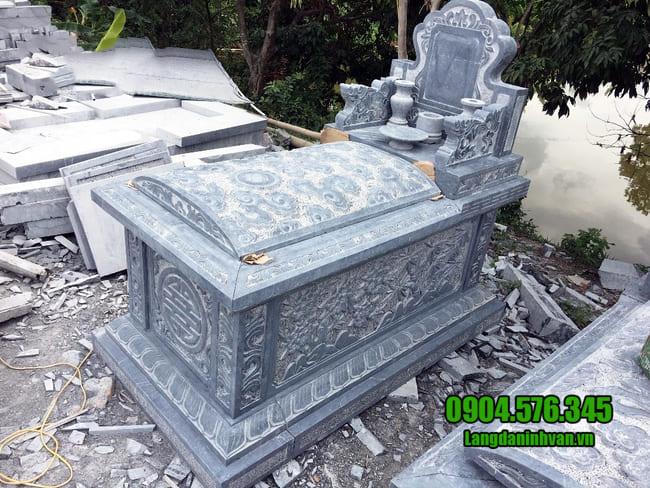 mẫu mộ đá tam sơn đẹp tại bình phước