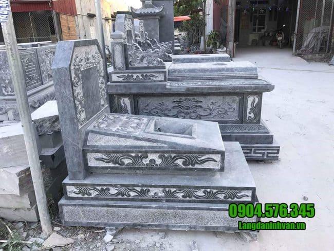 mộ tam sơn đẹp tại bình phước