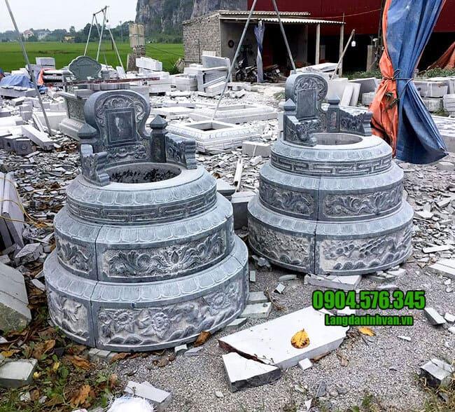 ảnh mộ bằng đá xanh thanh hóa