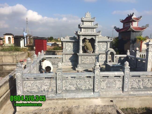 khu lăng mộ đá tại Quảng Trị đẹp nhất