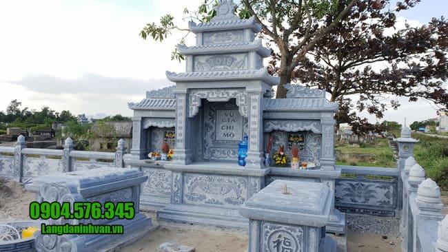 khu lăng mộ tại Quảng Trị