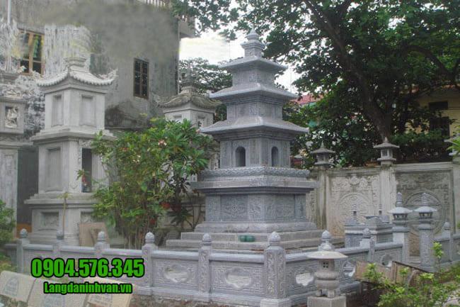 mộ tháp đá tại Huế đẹp nhất