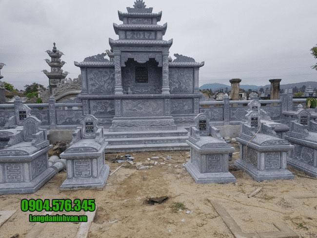 Đặc điểm nhận dạng những loại đá được dùng làm mộ