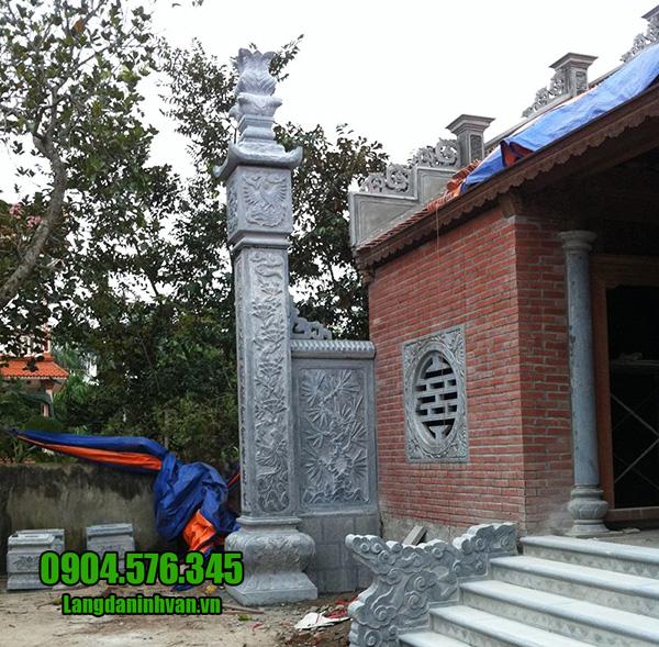 Cột đồng trụ nhà thờ đẹp