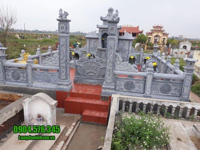 khu lăng mộ tại Huế đẹp