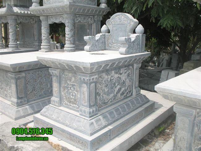 mẫu mộ tam sơn đẹp nhất