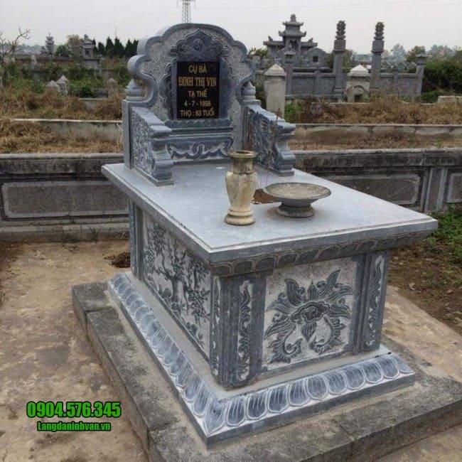 mộ tam sơn đẹp nhất
