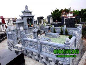 Khu lăng mộ đá đẹp Thanh Hóa