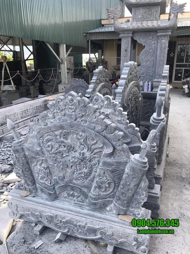 cuốn thư bằng đá tại Thái Nguyên