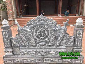 mẫu cuốn thư bằng đá đẹp giá rẻ tại Thái Nguyên