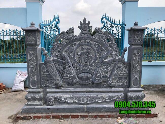 mẫu cuốn thư đá đẹp tại Lạng Sơn