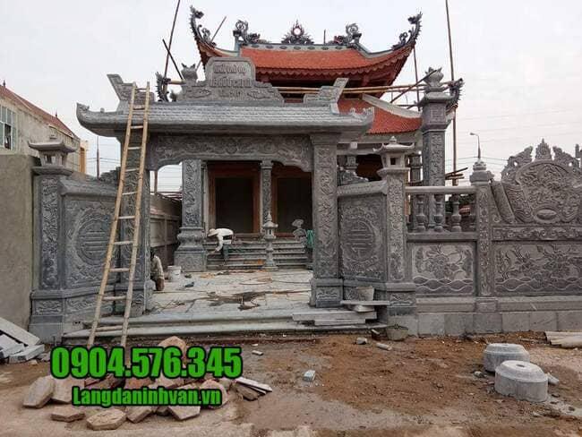 cổng nhà thờ họ đẹp tại Hà Nội