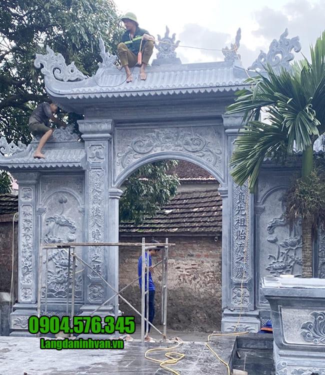 cổng nhà thờ họ tại Hà Nội đẹp nhất