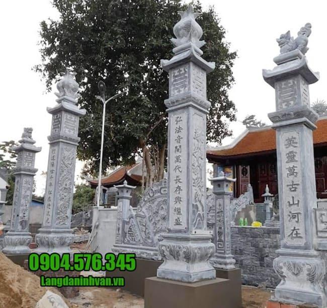 mẫu cổng nhà thờ họ tại Hà Nội