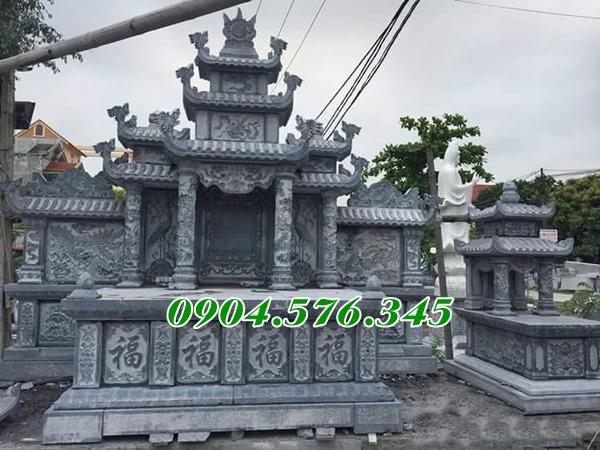 Lăng thờ chung khu lăng mộ đá tại an giang