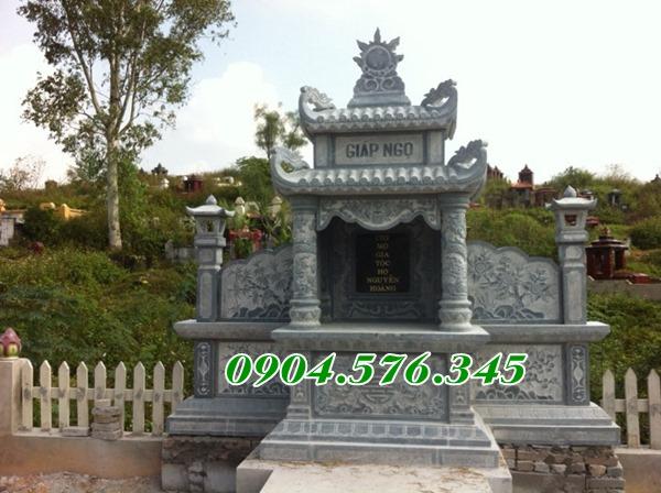 Mẫu lăng thờ chung khu lăng mộ đá
