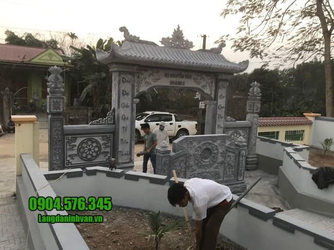 cổng nhà thờ đẹp tại Vĩnh Phúc