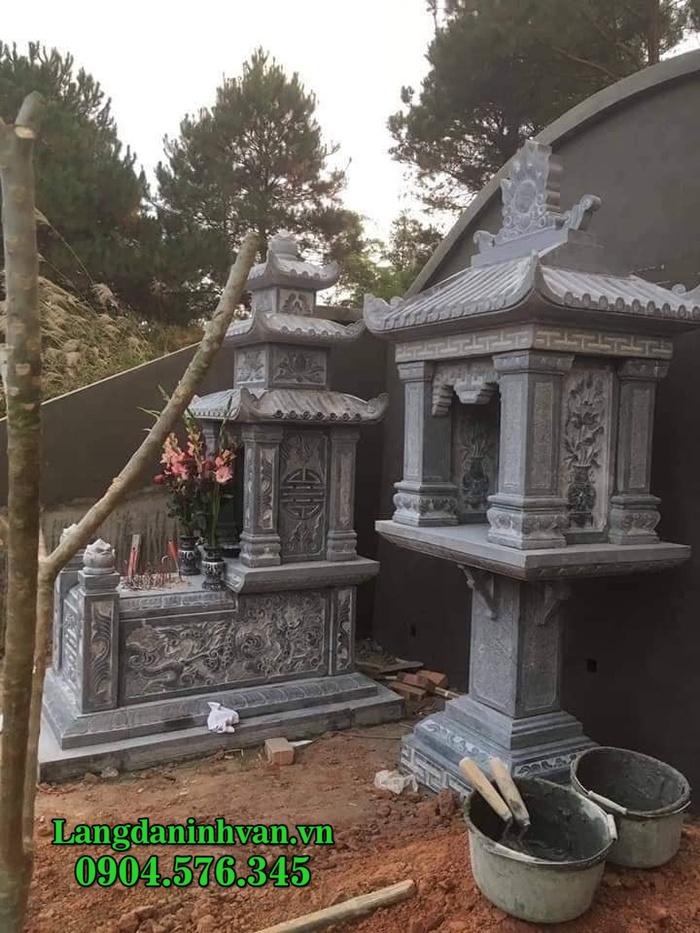 Cây hương ngoài mộ