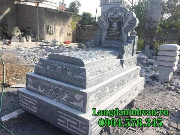 mộ tam cấp đẹp